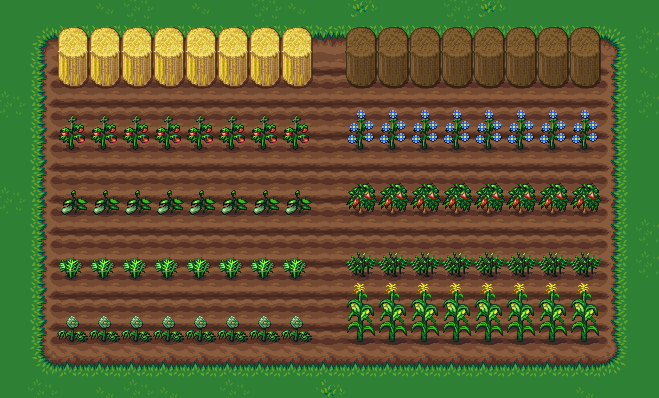 A Complete, Mature Farm