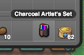 The Charcoal Artist's Set